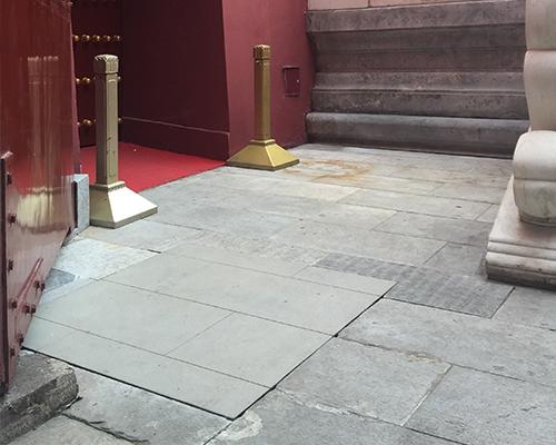 天安门-故宫端门井盖优化