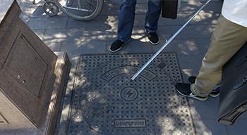 仿铜井盖厂家讲解道路井盖安装后的检查工作